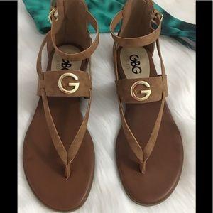 NWT /BOX Guess Sandals
